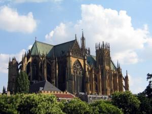 Cathedrale Saint-Etienne de Metz