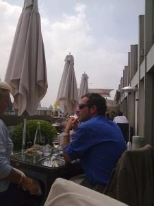 Le Bar Terrasse du W Warwick
