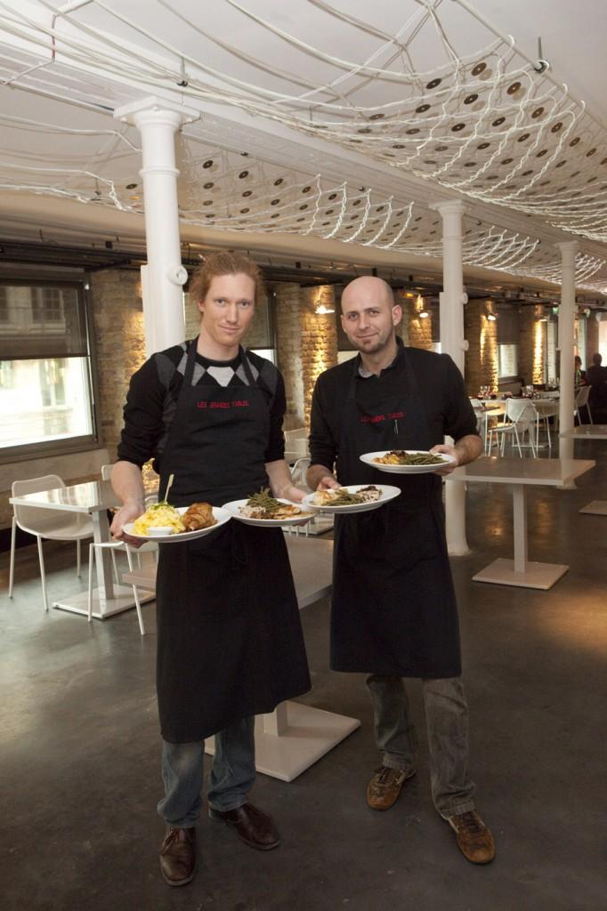 Les grandes tables de la dentelle restaurant calais - Les grandes tables de la friche ...