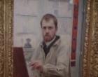 Emile Friant, Autoportrait à 24 ans