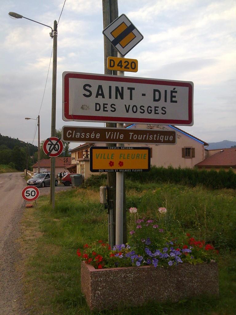 Saint Die Des Vosges Hotel
