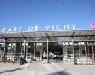 Scènes de cure à Vichy