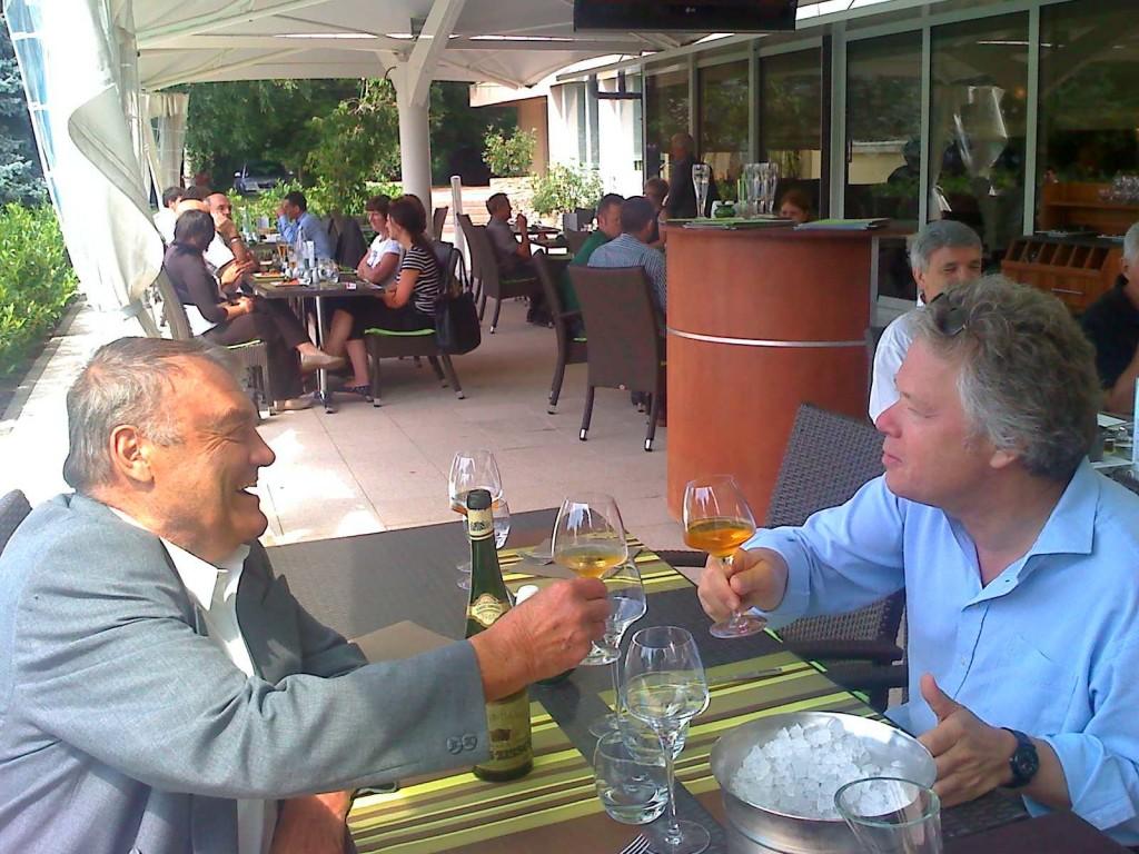 L 39 europe h tel restaurant haguenau la bonne surprise for Restaurant au jardin haguenau