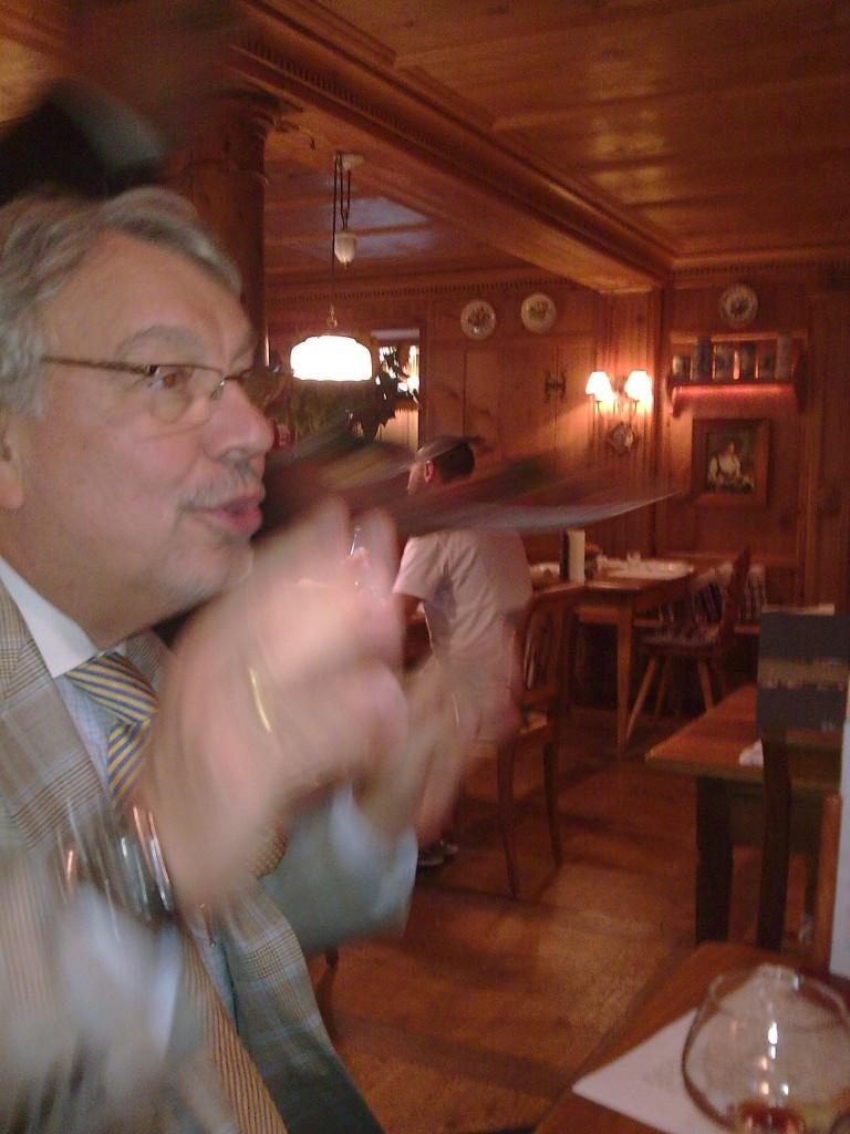 Obernai: Marc Wucher est toujours là!