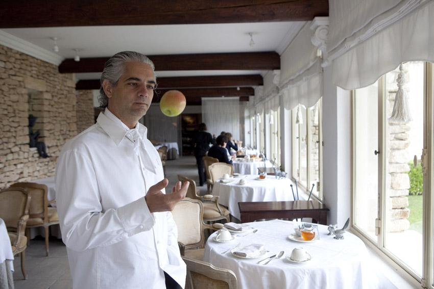 Le Ph U00e9bus  Restaurant Xavier Mathieu  H U00f4tel Restaurant
