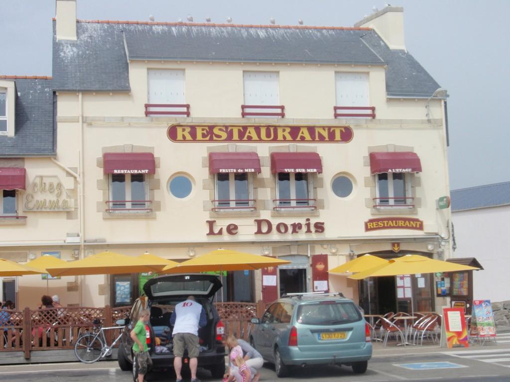 Doris, la façade ©Stéphanie Huet