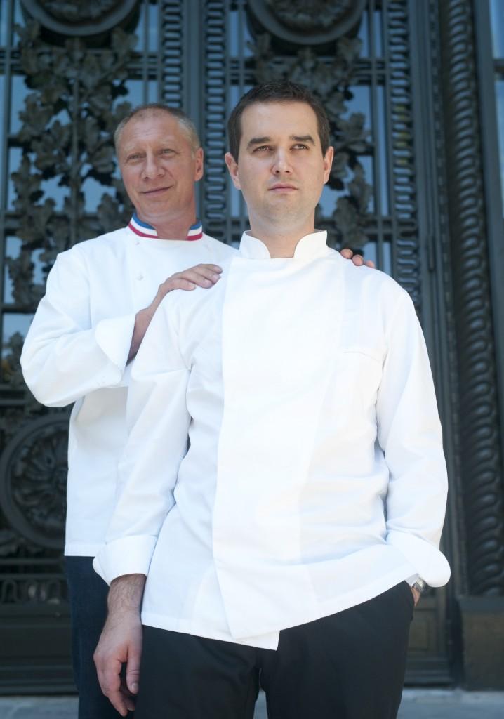 Eric Fréchon & Stéphane D'Aboville