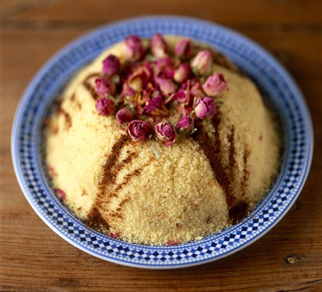 Couscous à la rose © Maurice Rougemont