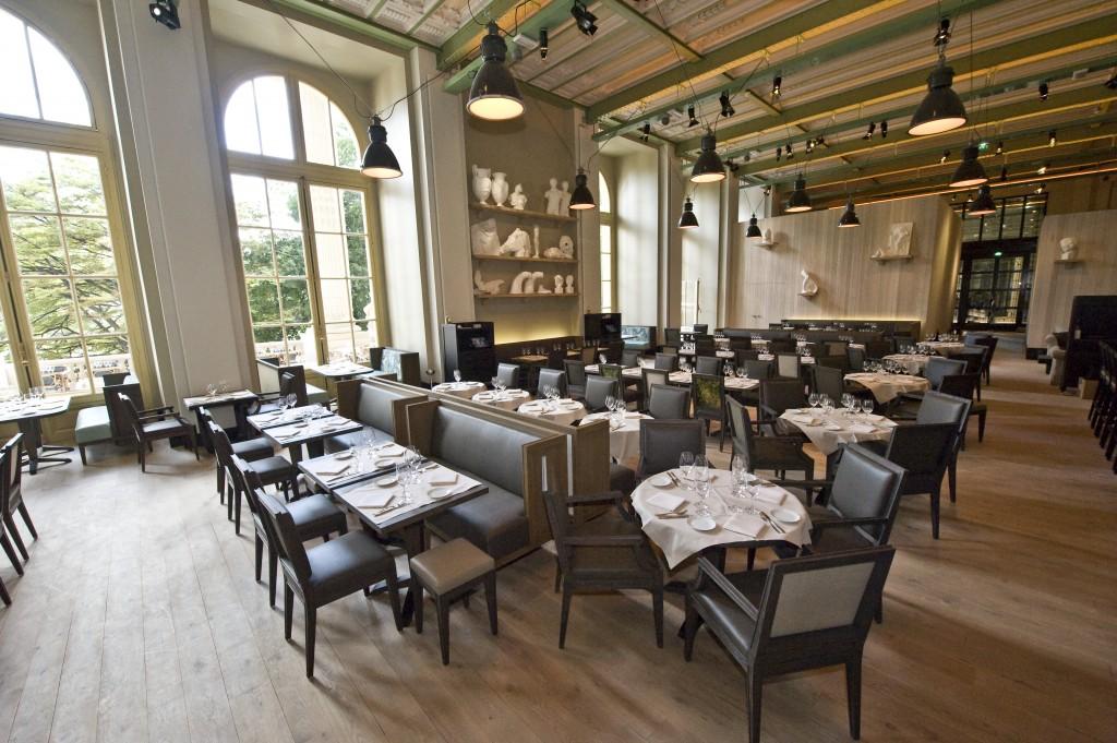 Salle de restaurant © DR