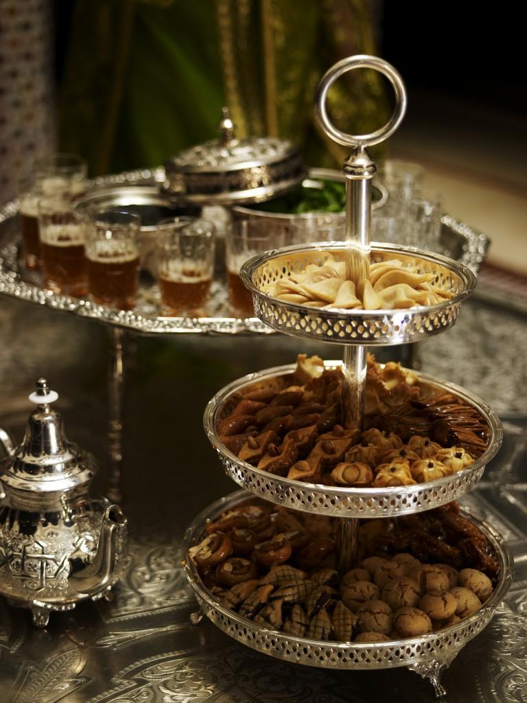 Le Marocain 224 La Mamounia Restaurant Marocain Marrakech
