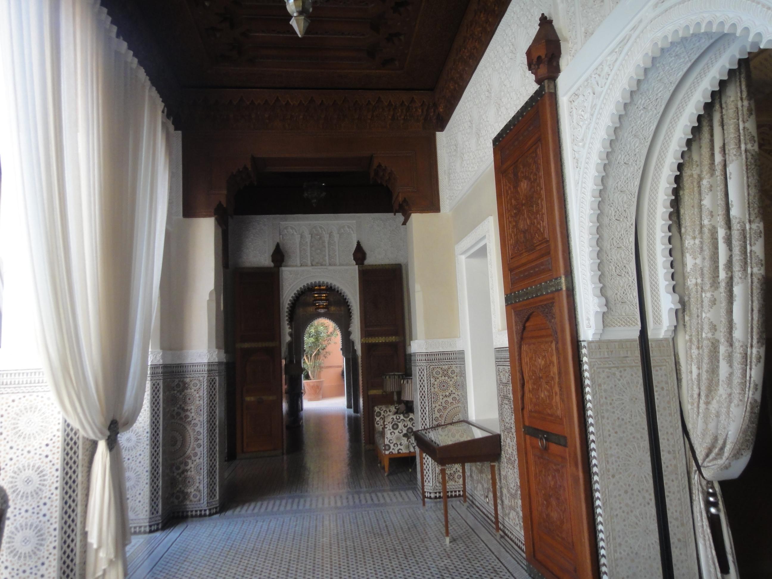 Royal mansour h tel marrakech maroc royal mansour au for Dans nos coeurs 35
