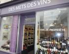 Des mets et des vins - Paris