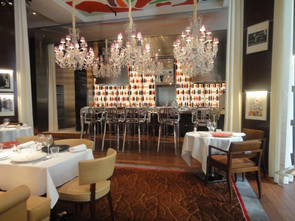 La cuisine au royal monceau restaurant paris 8e la for Restaurant le jardin royal monceau