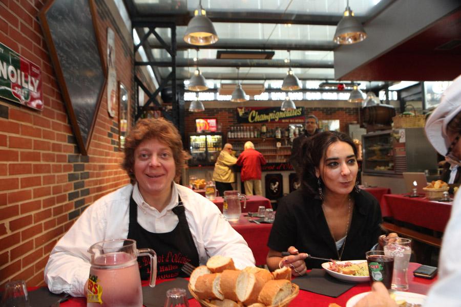 restaurant gastronomique limoges
