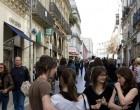 Montpellier: belles façades et vieilles enseignes