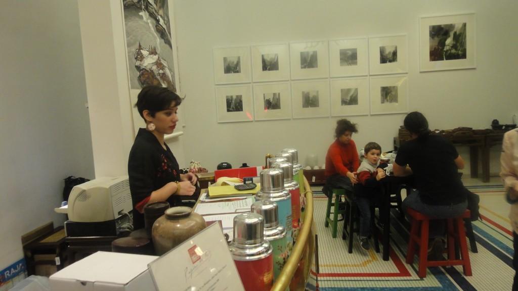 Shanghai caf la maison de la chine salon de th paris - Maison de la chine paris ...