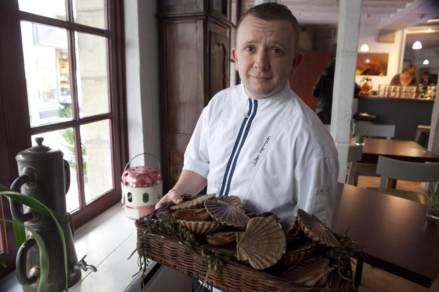 Le barju restaurant tours tours la marche l 39 toile - Restaurant la table du grand marche tours ...