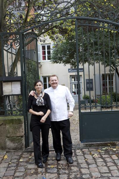 corinne et jean yves herman la maison delise maurice rougemont - La Table D Elise Le Mans