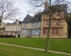 Maisons à colombage au Mans © GP
