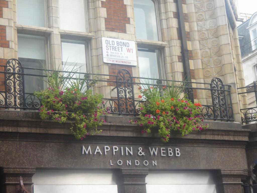 Mappin & Webb ©GP