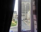Vue sur la cathédrale © GP
