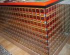 Bar en forme de boîte de sardines © Alain Angenost