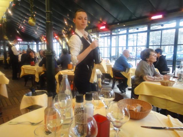 Restaurant Grenouilles Tours