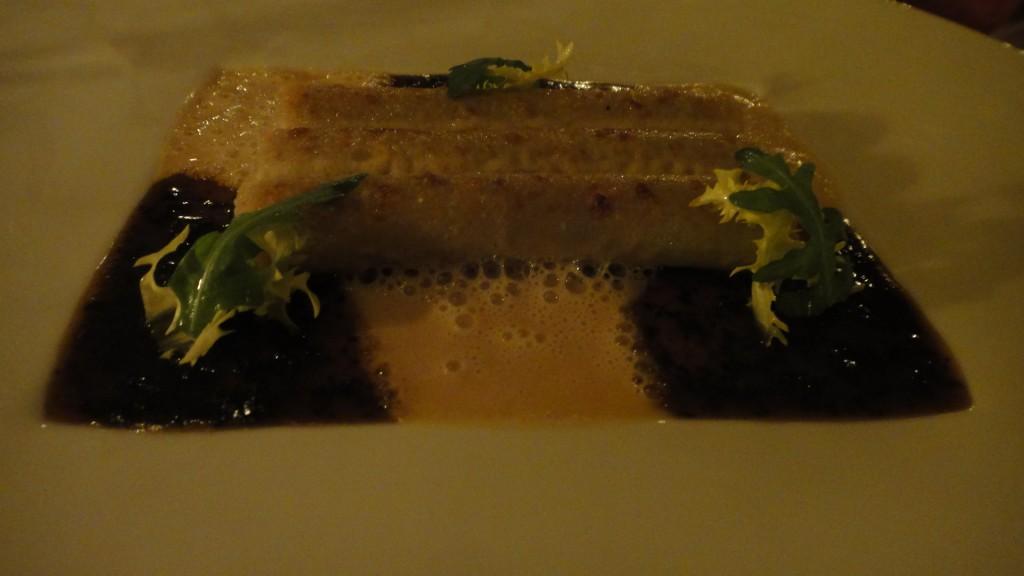 Macaronis farcis de foie gras © GP