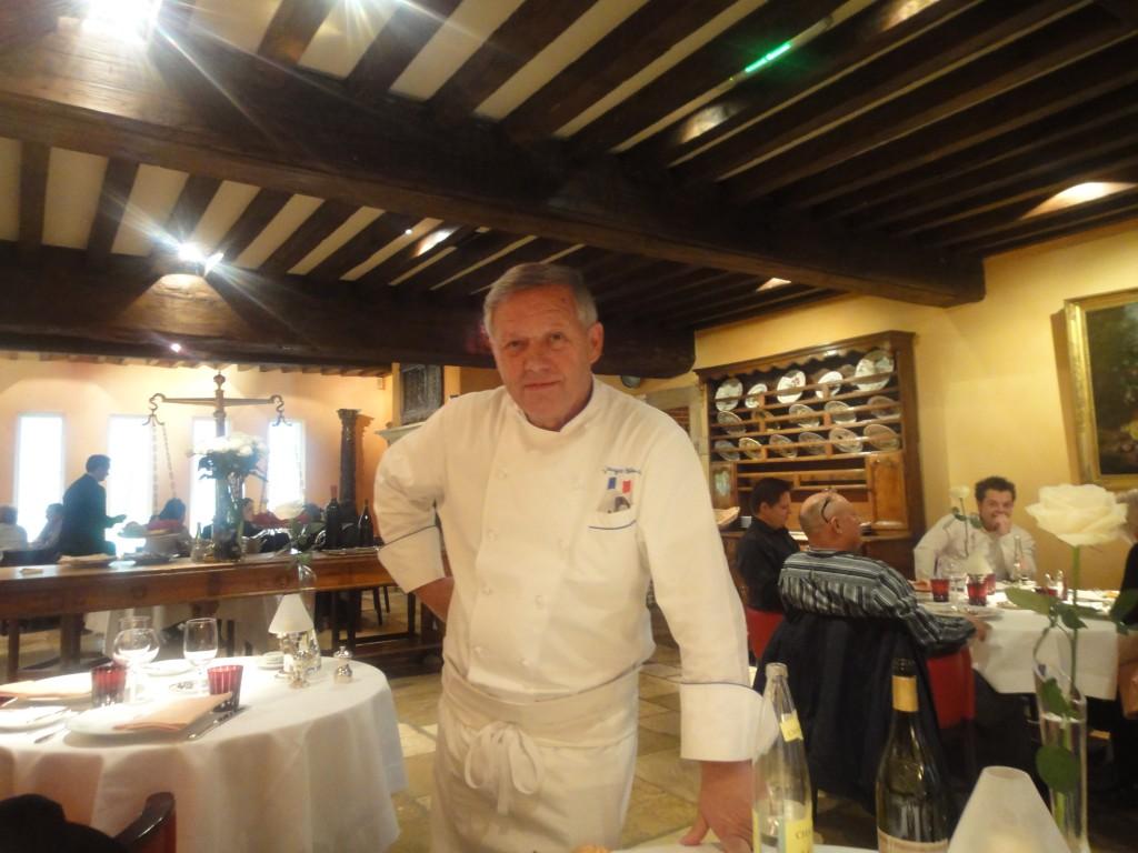 Georges blanc restaurant gastronomique vonnas h tel rh ne alpes vonnas georges blanc chez - Cours de cuisine georges blanc ...