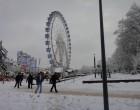 Metz (ou St Pétersbourg) sous la neige