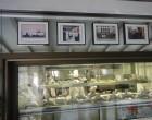 La cuisine vue de la passerelle sur la Veyle ©GP