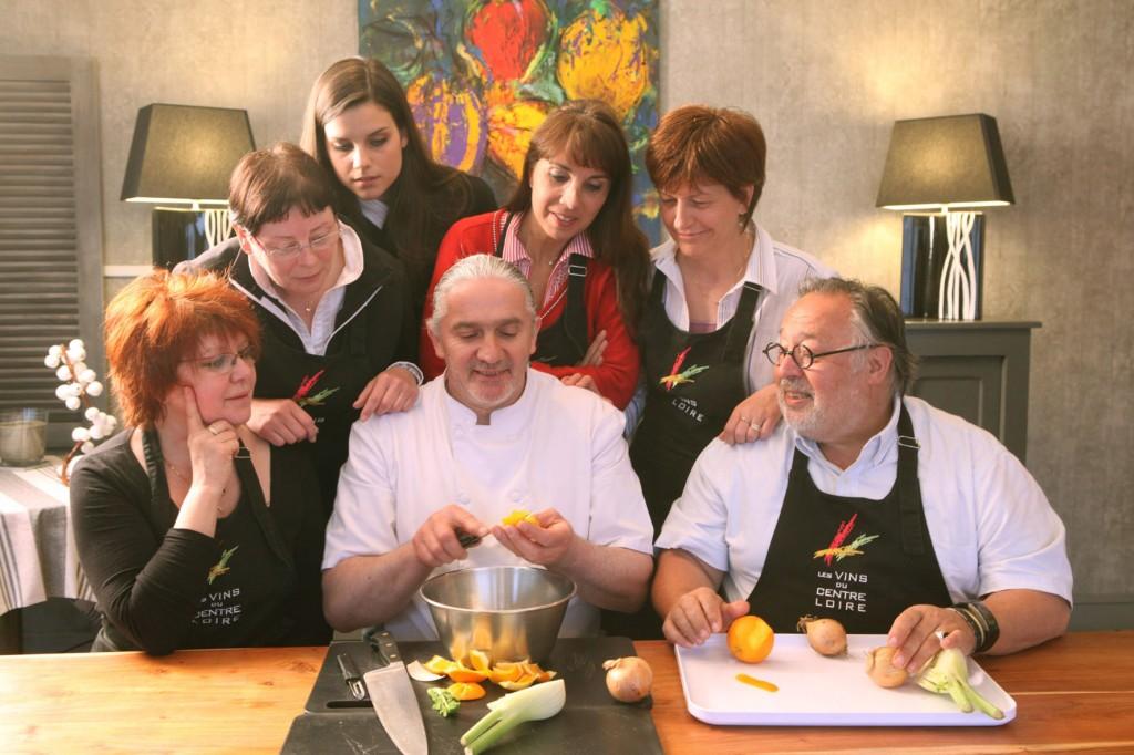 Patrick Cirotte Japprends La Cuisine Cours De Cuisine Saint Satur