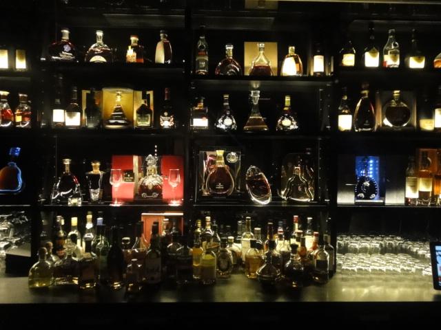 Burgundy, le bar à cognac © GP