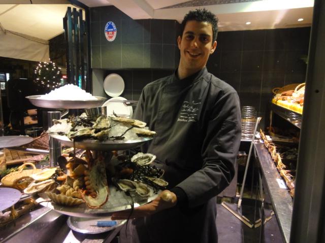 Restaurant L  Ef Bf Bdcailler Paris