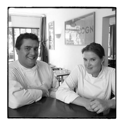 Clément Vidalon & Cécile Delabre © Maurice Rougemont