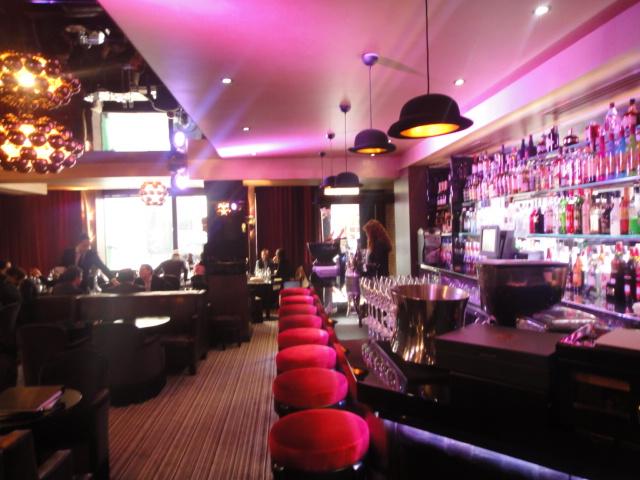 Le speakeasy restaurant paris e un pour