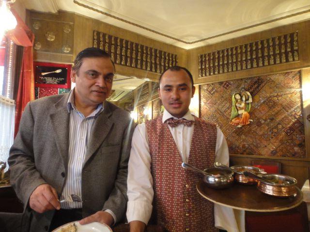 Le Nirvana Restaurant Indien Paris