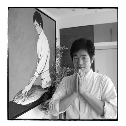 Toyomitsu Nakayama © Maurice Rougemont