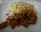 Agneau et riz