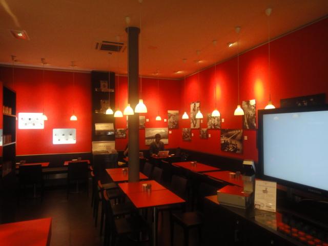 Café Illy - Salon