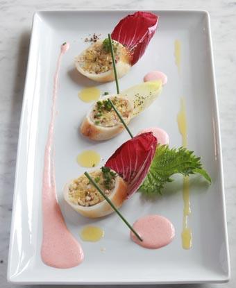 Encornet farci le blog de gilles pudlowski les pieds - Blog cuisine gastronomique ...
