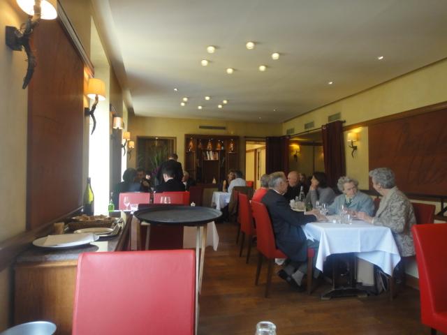 La bastide od on restaurant paris 6e la nouvelle for La salle a manger restaurant
