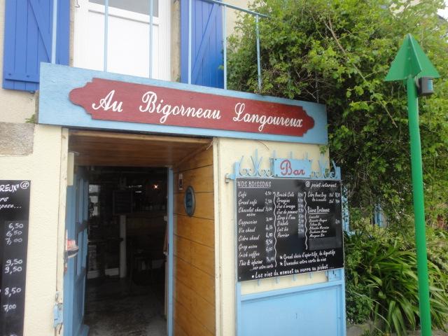 Le Bigorneau Langoureux, restaurant île de Batz - Un air de ...