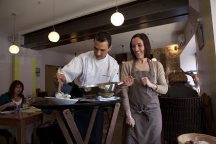 Olivier et Emmanuelle Bontemps ©Maurice Rougemont