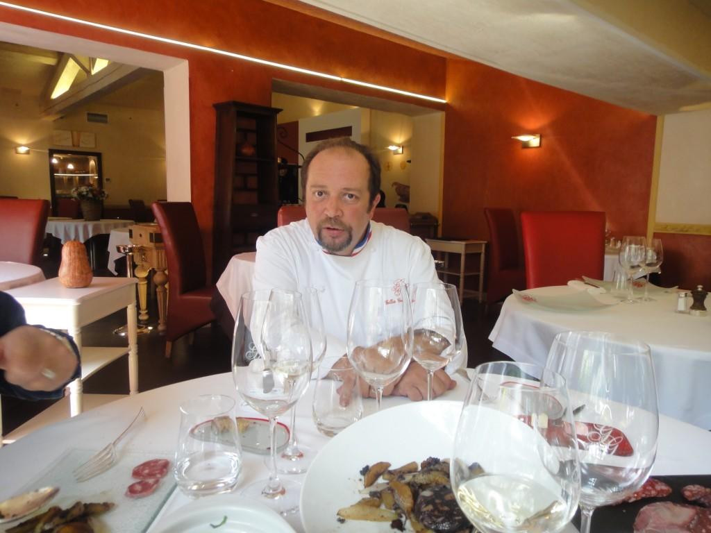 Restaurant Gille Goujon