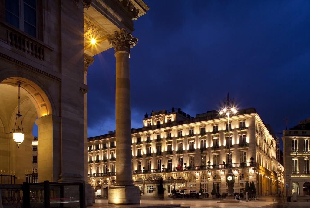 Le pressoir d 39 argent au r gent grand h tel restaurant for Hotel de luxe bordeaux