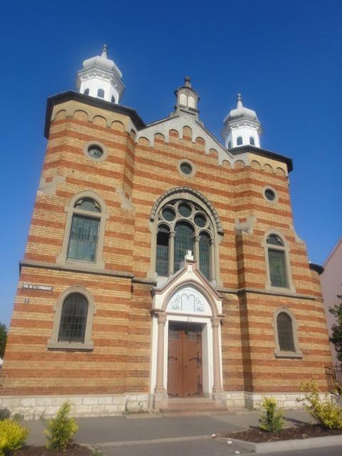 La synagogue de St Louis | Le blog de Gilles Pudlowski