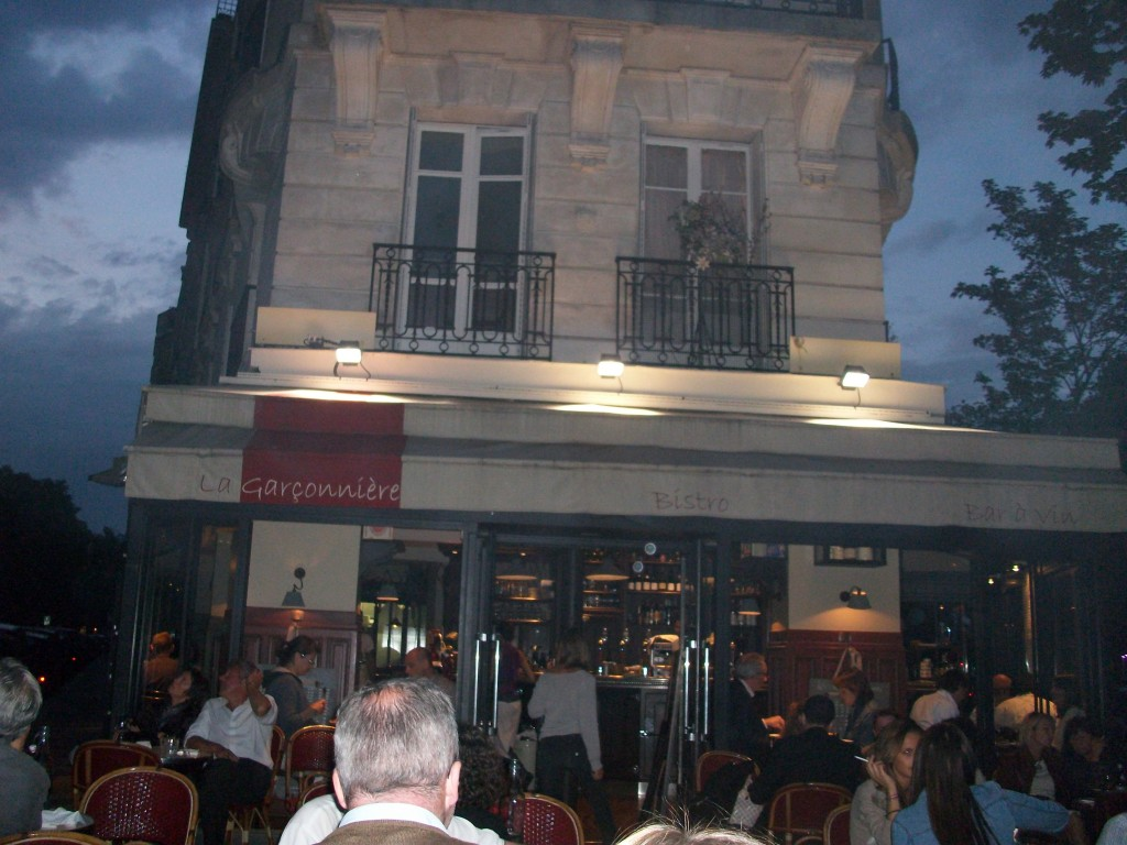 La gar onni re restaurant paris 16e une gar onni re pour les yuppies pari - La garconniere paris ...
