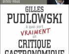 Interview Gilles Pudlowski dans le Point.fr – 18 mai 2011