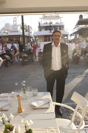 St Tropez: au plaisir d'Aimé